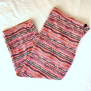 Secret Treasures Knit Capri Pajama Pants - Large